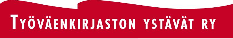 Työväenkirjaston ystävät ry:n logo